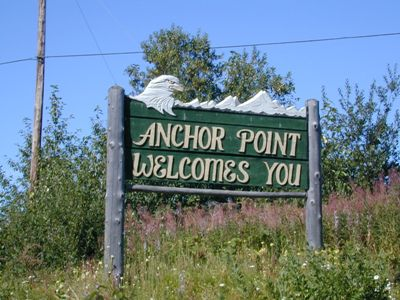 Anchor Point: Home to Station KNLS 1